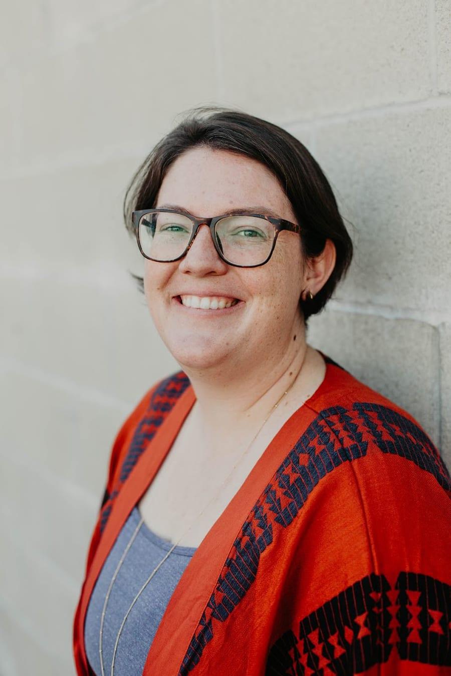 Teen's speaker, Natalie Frisk